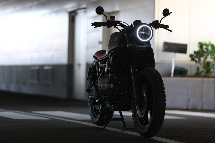 moto transport utilitaire